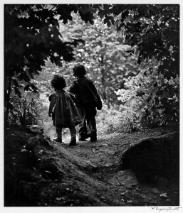 W. Eugene Smith, The Walk To Paradise Garden, 1946