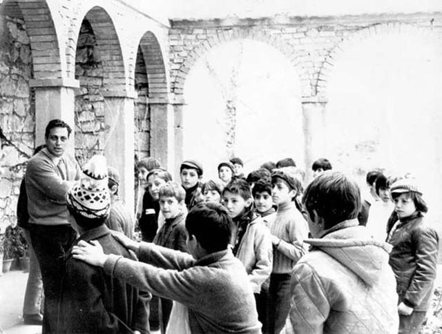 Alberto Manzi e i bambini: molto più di una somma, una moltiplicazione d'idee.  Gli effetti buoni della con/divisione del pensiero.