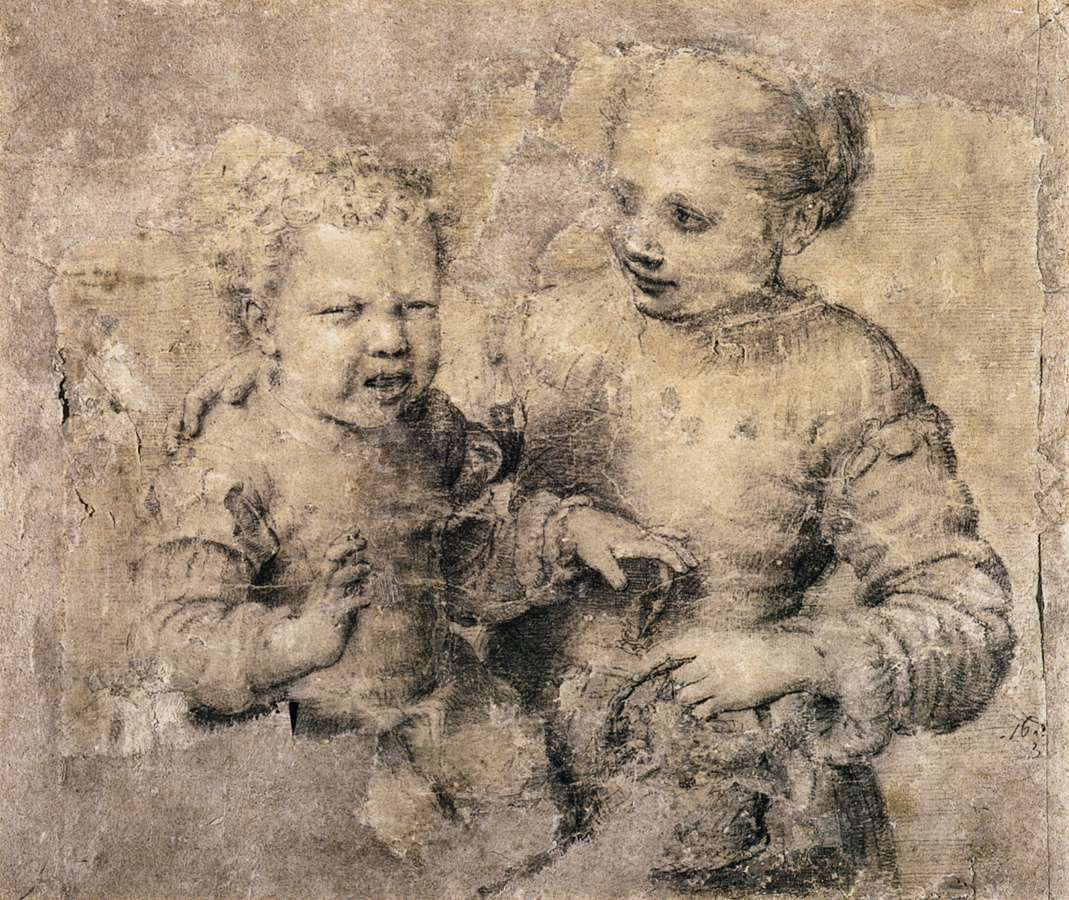 Sofonisba Anguissola,Fanciullo morso da un granchio