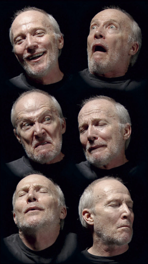 Bill Viola, Six Heads