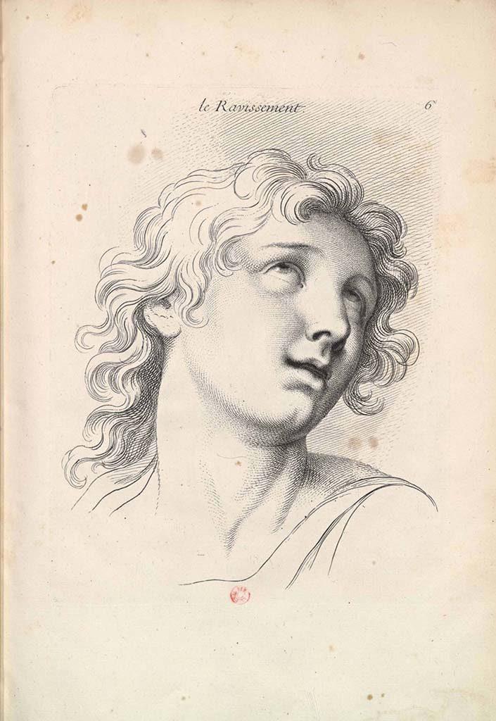 Charles Le Brun, Il Rapimento Estatico