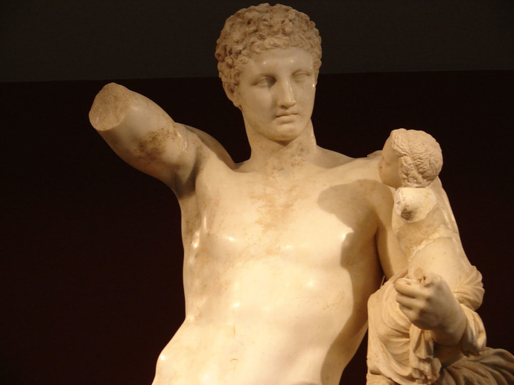 Prassitele, Hermes