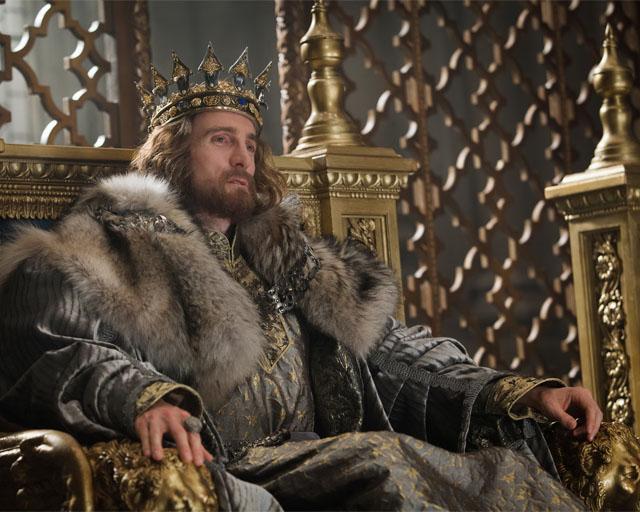 Re Stefan, il design del potere maschile