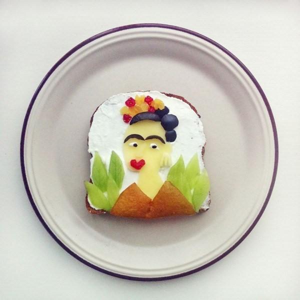 6-Frieda Kahlo, mai così tranquilla.