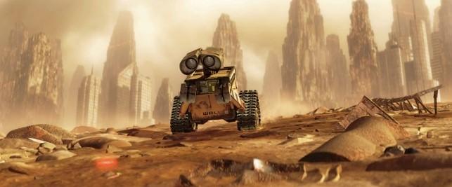 Wall- E (2008), regia di Andrew Stanton.