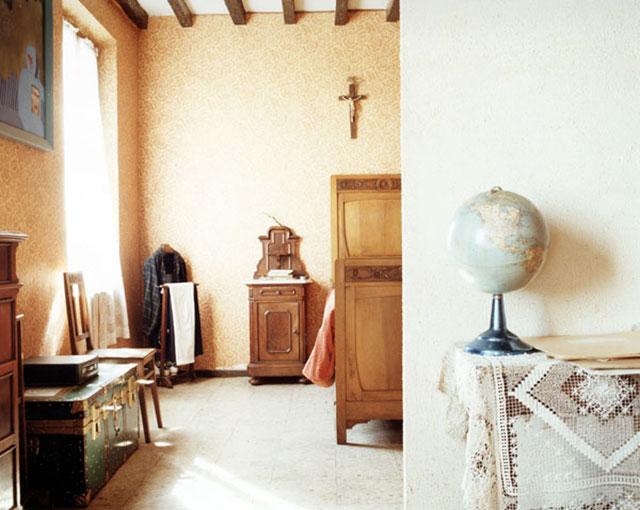uigi Ghirri, Casa Benati (Reggio Emilia), 1985