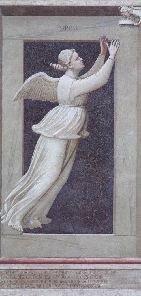 Giotto, La speranza