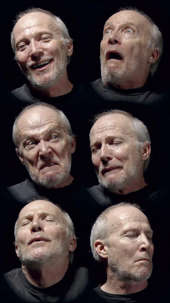 Bill Viola, Six Heads