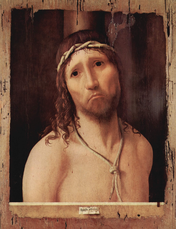 Antonello da Messina, Ecce Homo